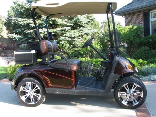 Copper Penny - Golf Carts Colorado Springs on yamaha golf cart paint, harley davidson golf cart paint, western golf cart paint, custom golf cart paint, club car golf cart paint, gem golf cart paint, star golf cart paint,