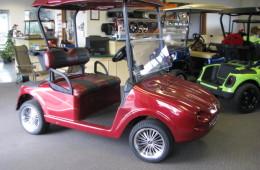 2010 RXV w/ Custom Jaguar Body