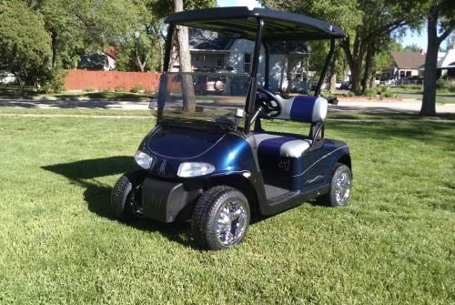 2009 E-Z-GO RXV Custom  $5995