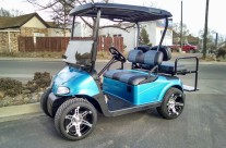 Key West Blue RXV Custom