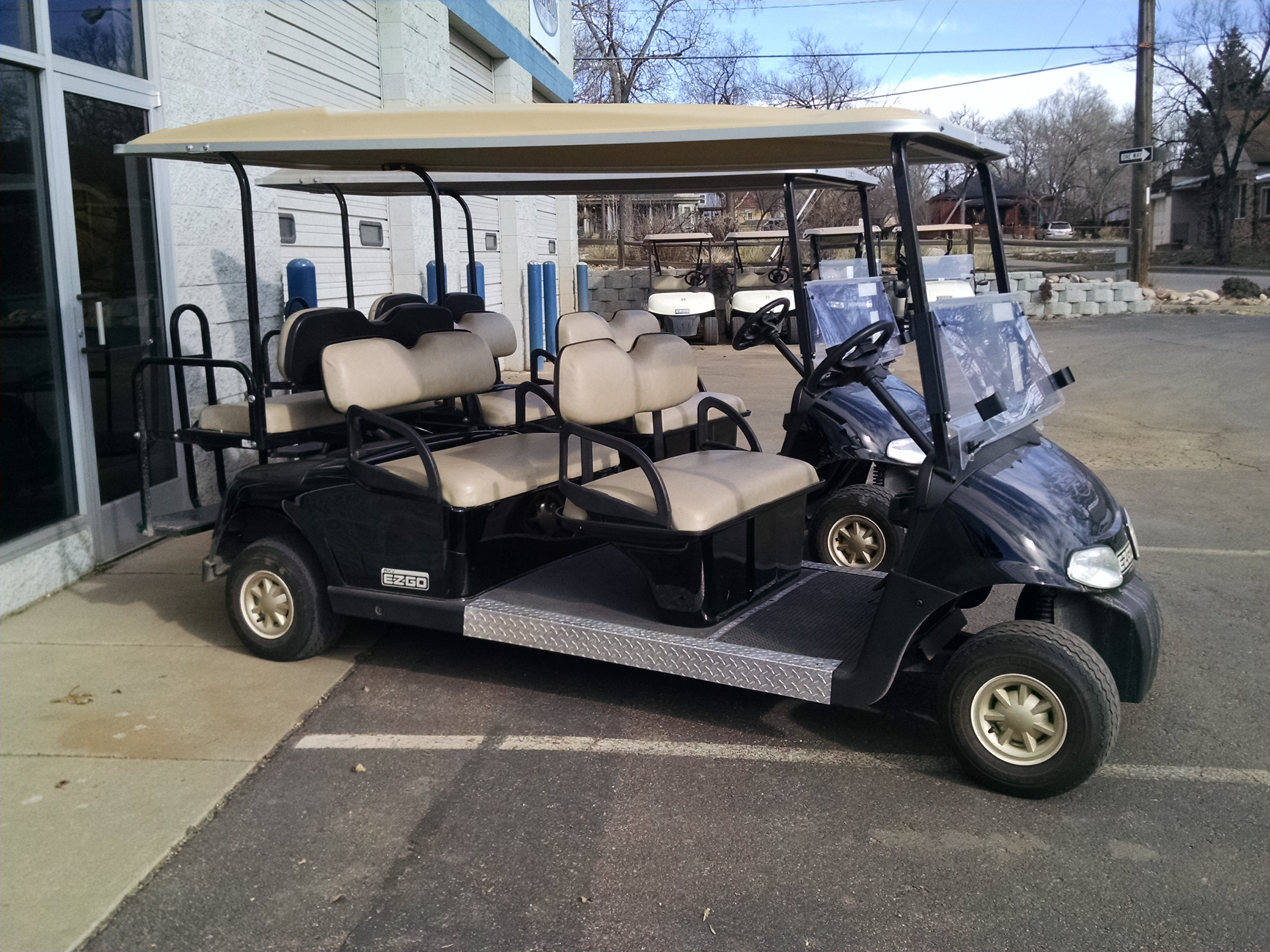 2013 RXV 6 Penger Shuttle | Master Quality Carts is Southern ... Custom Rxv Seater Golf Cart on electric golf cart 6 seater, ezgo 6 seater, honda golf cart 6 seater, gas golf cart 6 seater, yamaha 6 seater, ez go golf cart 6 seater,