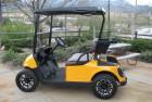 2013 E-Z GO RXV CUSTOM CREAMCICLE