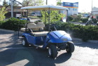 96 E-Z GO Gas Golf Cart