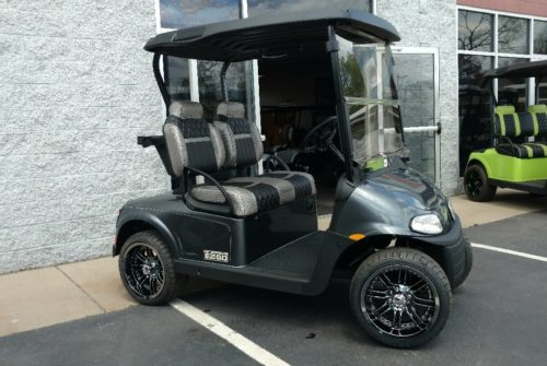 2017 RXV Metallic Charcoal Custom