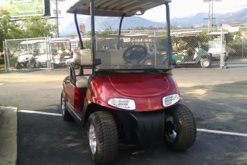 2009 E-Z-GO RXV Custom