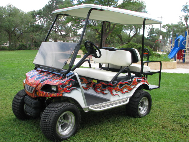 We Offer all types of Cart Customization! | Master Quality Carts is on ezgo carts, electric push cart, electric 4 wheelers, electric deer cart, luxury carts,