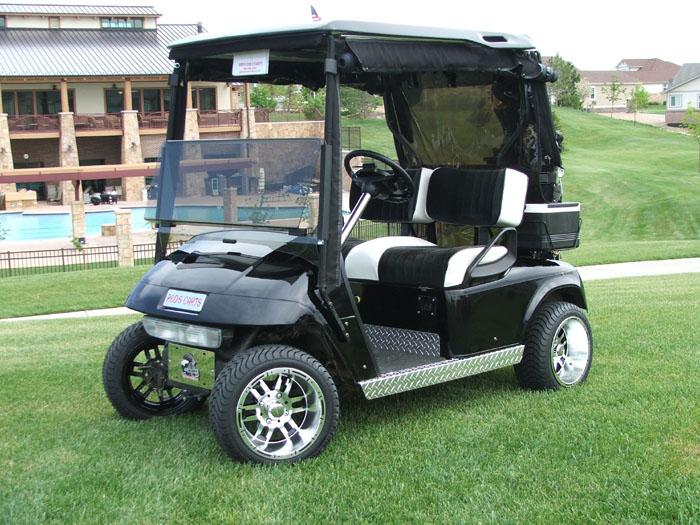 Golf Cart Parts - Golf Carts Colorado Springs