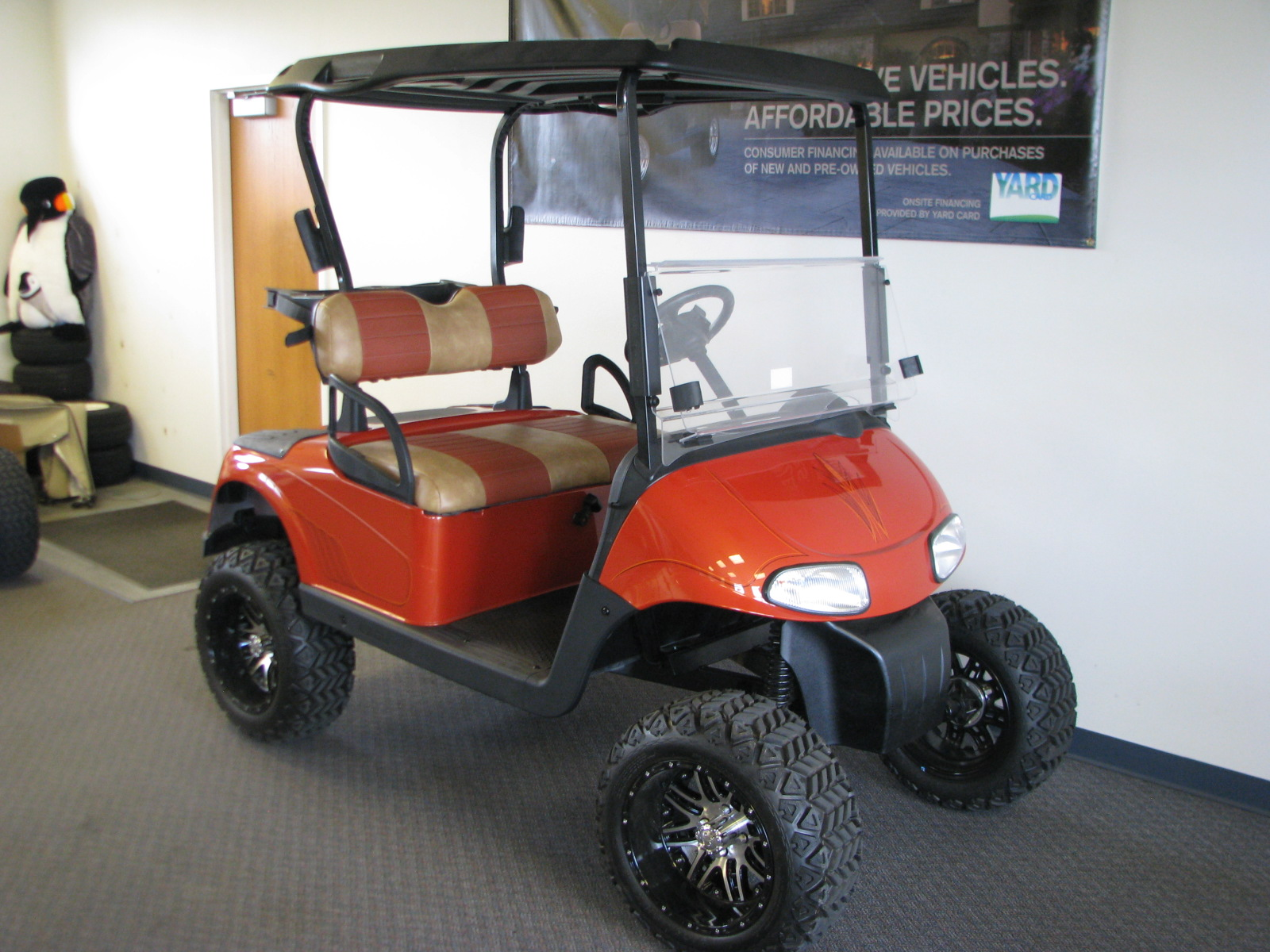 Golf Carts For Sale Colorado | E-Z-Go Cushman & Custom Golf Carts