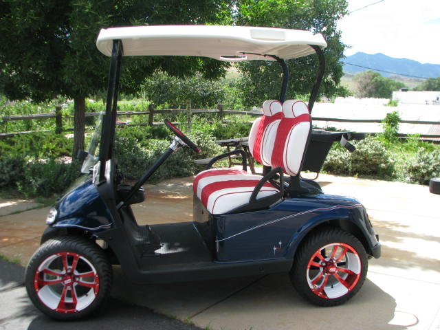 Golf Carts Colorado Springs - Golf cart sales, Service, Parts, and